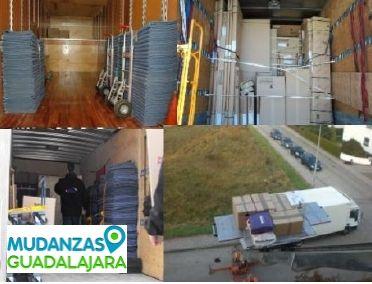 Empresa mudanzas Guadalajara