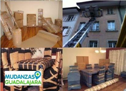 Empresas de mudanzas Guadalajara