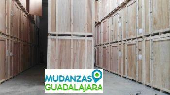 Guardamuebles Guadalajara